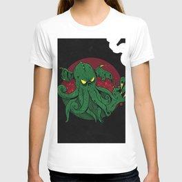 Cthulhu Cigars: Taste the Madness T-shirt
