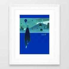 world8 Framed Art Print