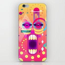 Apache iPhone Skin