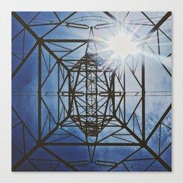 Power • Appalachian Trail Canvas Print