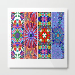 Conglomoration the 2nd Metal Print
