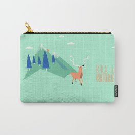 Back to Nature Carry-All Pouch