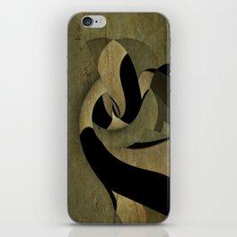 the longing iPhone Skin