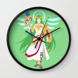 Goddess of Light Wall Clock