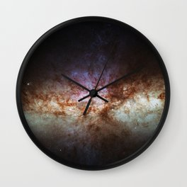 The Cigar Galaxy Wall Clock
