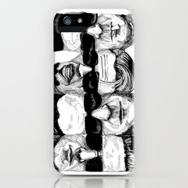 The Reservoir Dogs  iPhone Case
