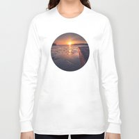 rowing Long Sleeve T-shirts featuring December 2 by HappyMelvin