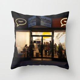 Cartems Vancouver Throw Pillow