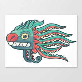 Chinese Sea Dragon Canvas Print
