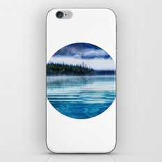 Blue Tranquility iPhone & iPod Skin
