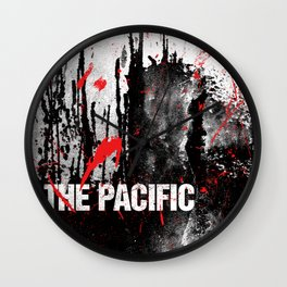 The Pacific Wall Clock