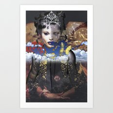 Memento Mori 3 Art Print