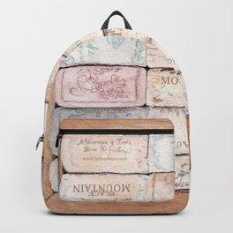 Wine Cork Trivet Backpack