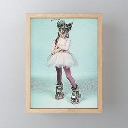 My Untold Fairy-Tales Series (1 0f 3) Framed Mini Art Print