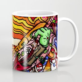 The Tale of Twin Flames Coffee Mug