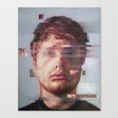 Fusion portrait series Canvas Print