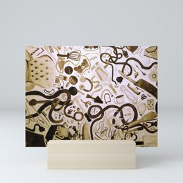 Inventory Mini Art Print