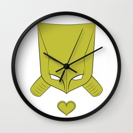 Za Warudo Wall Clock