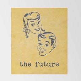 The Future Throw Blanket