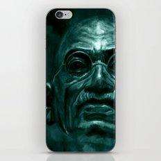 Mahatma Gandhi - quote iPhone & iPod Skin