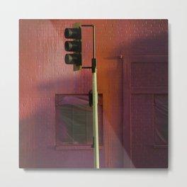 Wall & Window #2 - 2014 Metal Print