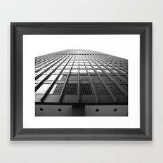 Chicago Building 1 Framed Art Print