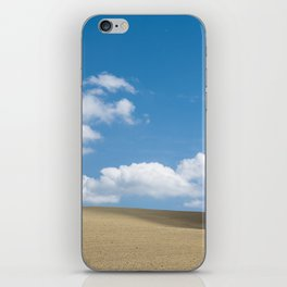 BETWEEN EARTH AND SKY 1 iPhone Skin