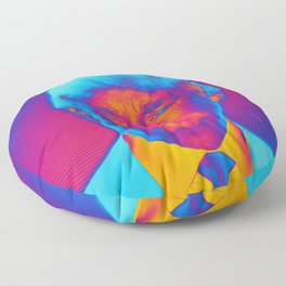 Pop Art President Trump Floor Pillow