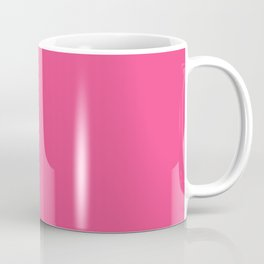 French Rose - solid color Coffee Mug