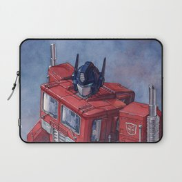 Optimus Prime Laptop Sleeve