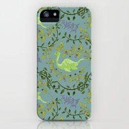 Nessie-Nightshade iPhone Case