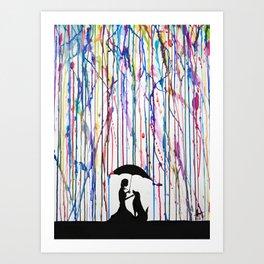 Sempre Art Print