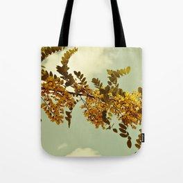 Nature Vintage Tote Bag