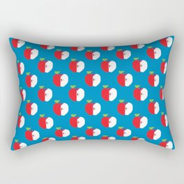 Fruit: Apple Rectangular Pillow