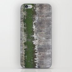 Clinging to Life iPhone & iPod Skin