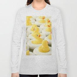 Rubber Ducky Time Long Sleeve T-shirt
