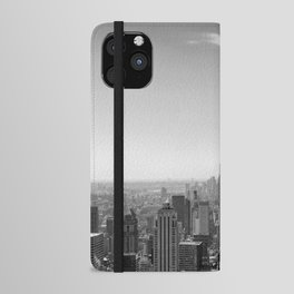New York City - Empire State Building iPhone Wallet Case