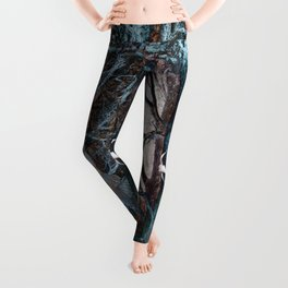Diana in the Magic Forest Leggings