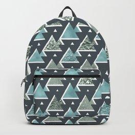 Triangle Tetris Backpack