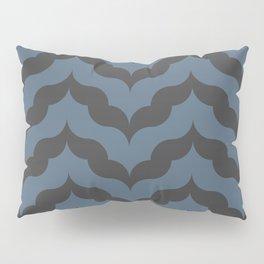 Juliet in Steel Blue Pillow Sham