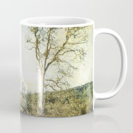 Losing a Part of Oneself Coffee Mug