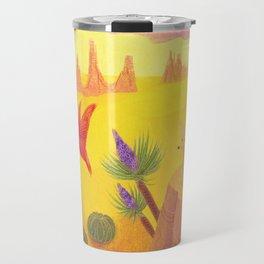 Friends in Mexico Travel Mug