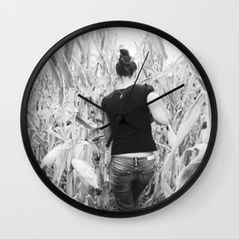 time of spring Wall Clock