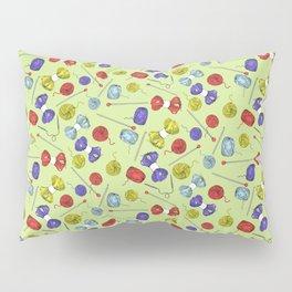 Yarn Pillow Sham
