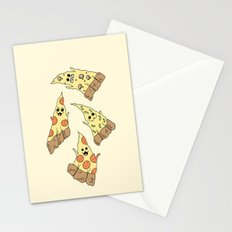 Ghost Pizzas Stationery Cards