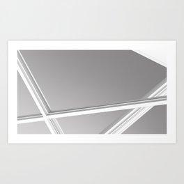 Contsruct Art Print