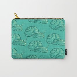 Snails! Carry-All Pouch