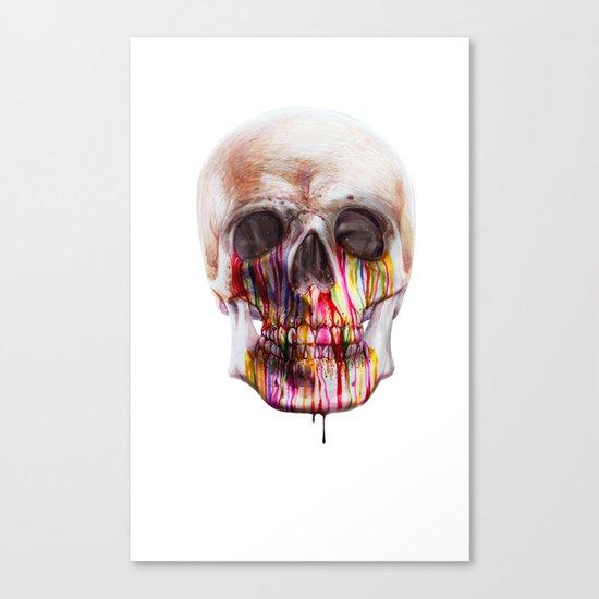 True Blood B Canvas Print