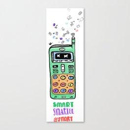 Mobile Canvas Print