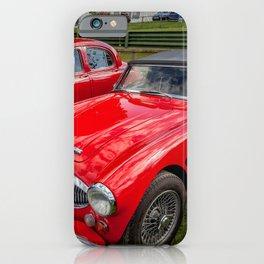 Austin Healey 3000 MK3 iPhone Case